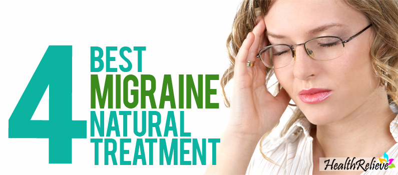 4-best-migraine-natural-treatment