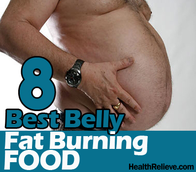 8-best-belly-fat-burning-food
