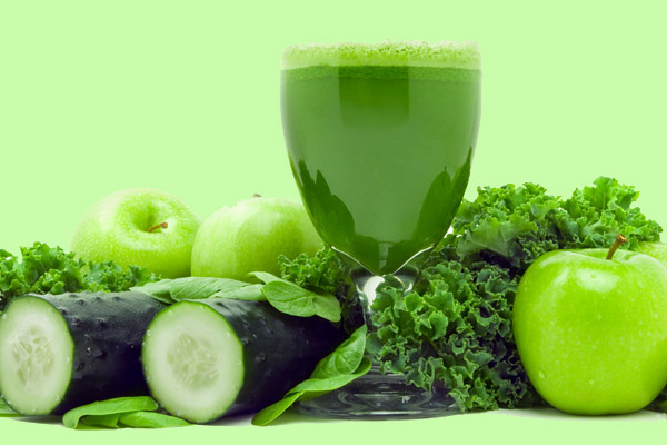 10 foods help you to detox