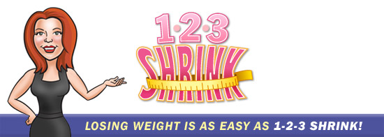 123 shrink diet