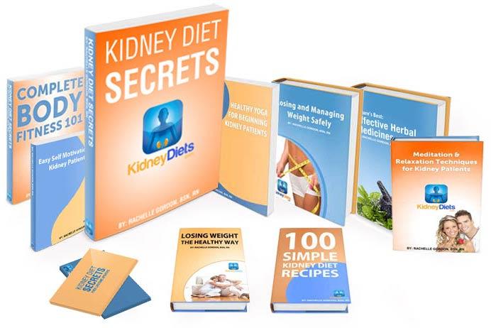 kidney diet secrets full package