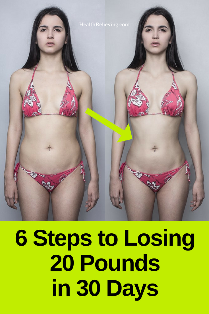 how to lose 30 pounds in a day