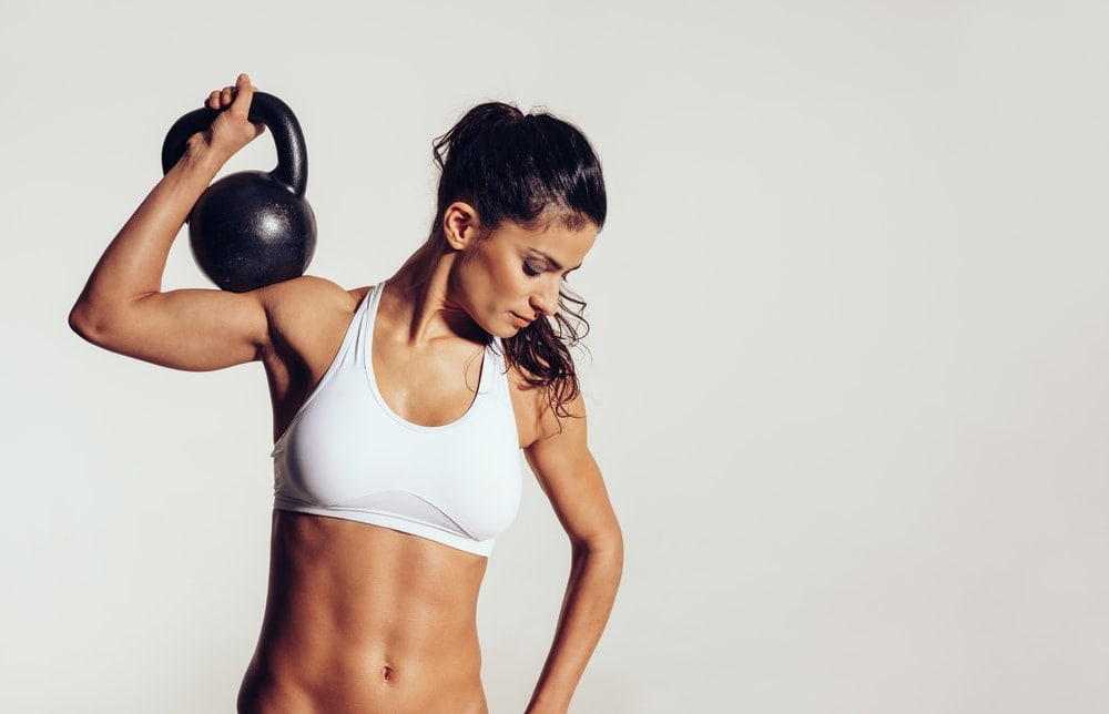 Resistance training helps you to lose lots of weight fast